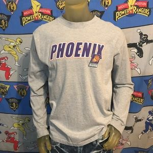 NBA Shirts - NBA Phoenix Suns Long Sleeve Tee Size Large 🏀